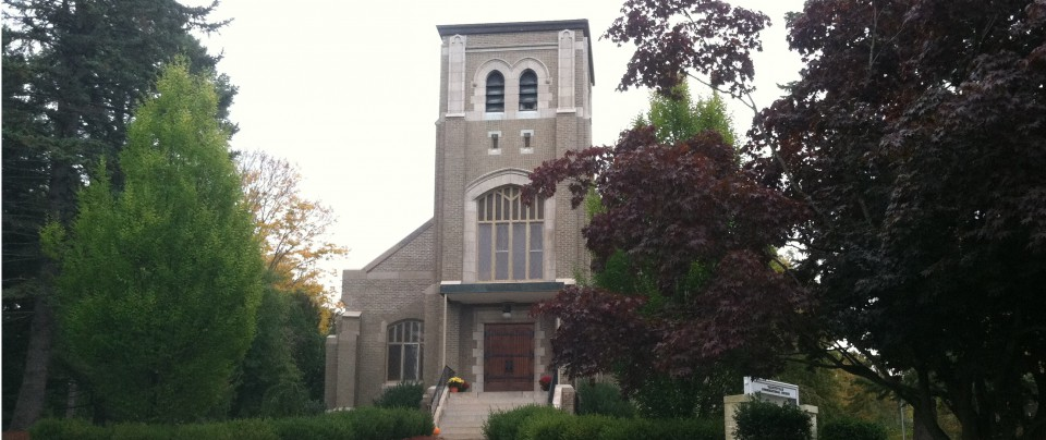 Talcottville Congregational Church